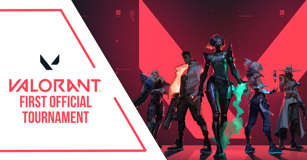 Riot hosts first official VALORANT tournament